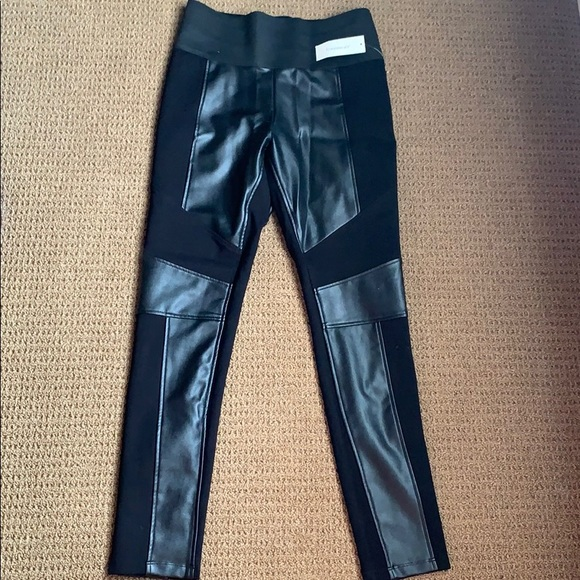 Francesca's Collections Pants - Faux leather leggings—new!